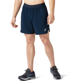 "asics Road 7"" Shorts Men french blue"